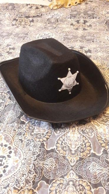 Продаю шляпы. Размер на 6-7 лет. одевали 1 раз. за двоих прошу 800. в Бишкек