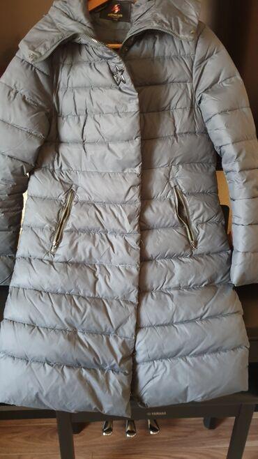 Куртки - Кыргызстан: Продаю куртку тёплая зимняя. Б/У В хорошем состоянии