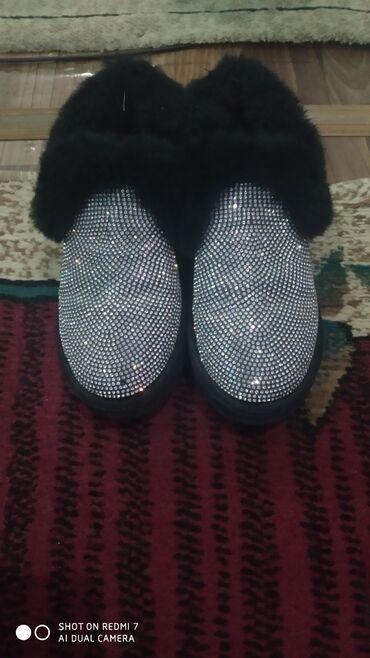 Ботиночки утеплённые 35 размер в отличном состоянии недорого