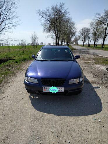 Транспорт - Кыргызстан: Mazda XEDOS 9 2.5 л. 1995 | 300000 км