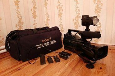Foto və videokameralar - Azərbaycan: Salam Sony HD 1000 32 GB yaddas hec bir prablemi yoxdur tecili satilir