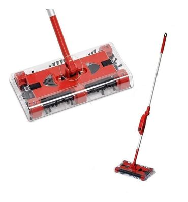 Elektronika - Kursumlija: Dosta vam je bučnih usisivača koji nemaju dovoljno dugačak kabl da