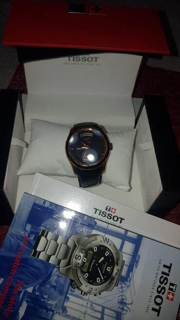 Продаю часы фирмы TISSOT. Оригинал брали в цуме. Состояние хорошее