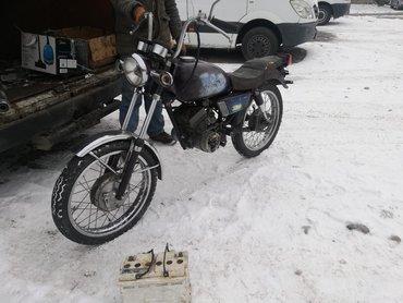 yamaha-crypton-110 в Кыргызстан: Легендарный японский мотоцикл Yamaha RD годов. В разобранном