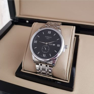 Bakı şəhərində Kişi Gümüşü Klassik Qol saatı Tissot