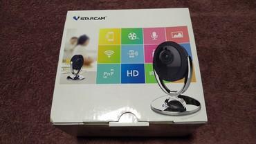 Видео-камера - Кыргызстан: Продаю Wi Fi камера отл. сост