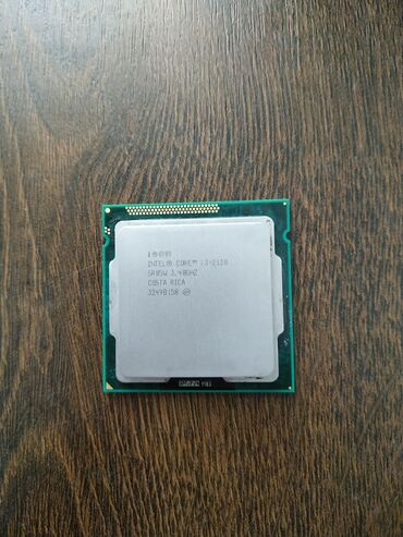 Процессор Intel Core i3-2130 3.40GHZ 4 ядер,сокет 1155,подойдёт для мн