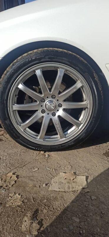 диски литые r16 5х 114 3 в Кыргызстан: Продаю комплект дисков R18 разболтовка 5/ 114 на Тойота Windom