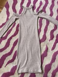 Pamucna haljina rastegljiv materijal.. novo - Kragujevac