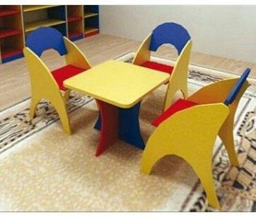 Bakı şəhərində Uwaq masasi