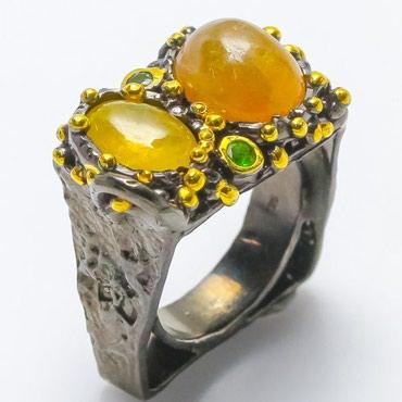 Bakı şəhərində Роскошное дизайнерское кольцо из