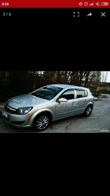 opel astra g - Azərbaycan: Opel Astra 2008