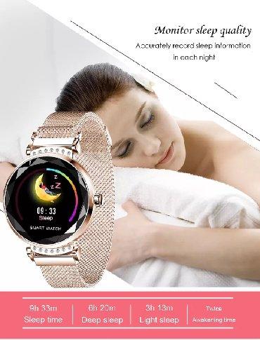 gold часы в Кыргызстан: Женские умные часы Smart Watch H2, ХИТ 2019 года, КУПИТЬ Женские умные