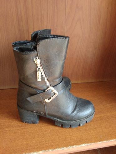 сапоги женские зим в Кыргызстан: Продаю модный сапоги размер 36 за 280 сом! Зимний тёплый