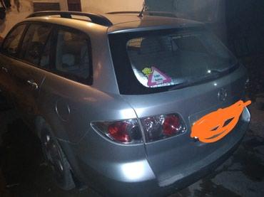 Mazda 6 2003 в Бишкек
