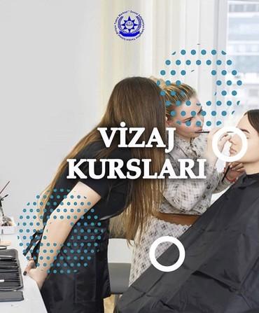 Bakı şəhərində Vizaj kursu