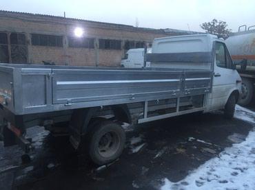 Продаю сплинтер бортовой даух скат! С в Бишкек
