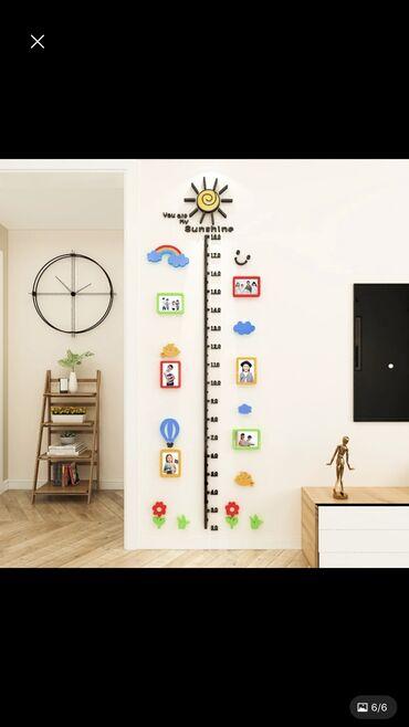 Акриловый глянцевый 3D декор на стену размер 124см на 185см, высшее