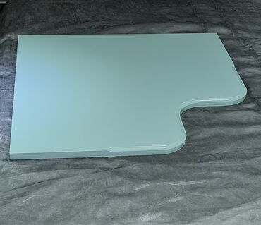 Столешница МДФ угловая, заводская, размер 90 смх 90 см, глубина 60