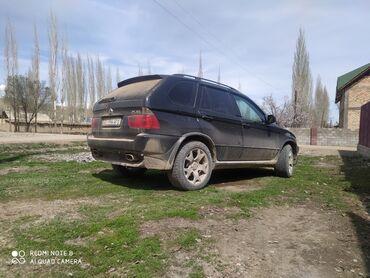 BMW X5 4.6 л. 2003 | 250000 км