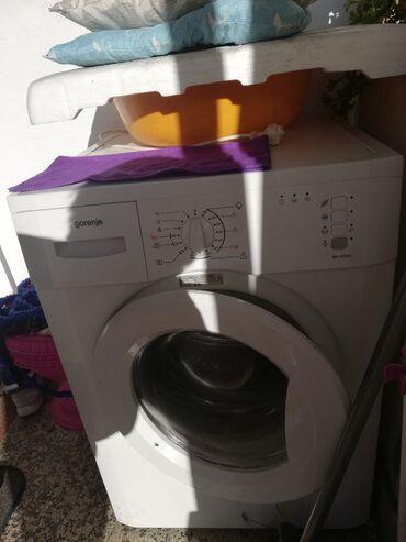 Masina za ves - Srbija: Frontalno Poluautomatska Mašina za pranje Gorenje 5 kg