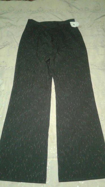 Новые брюки серого цвета 52, 56 размера, в Бишкек