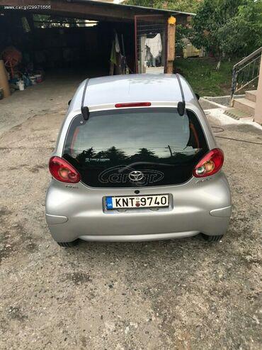 Toyota Aygo 1.4 l. 2007 | 128300 km