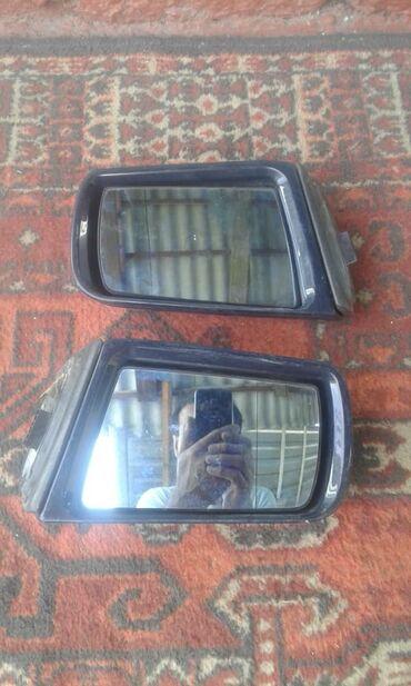 Зеркало Мерседес 210 пара