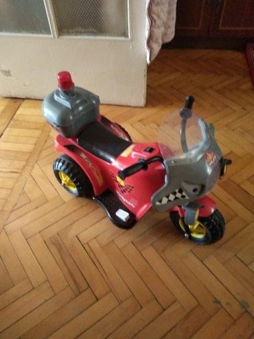 Bakı şəhərində Детский мотоцикл, зарядное