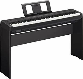 Цифровое пианино Yamaha p45b. дом торговли, ЦУМ 4 этаж бутик В-14