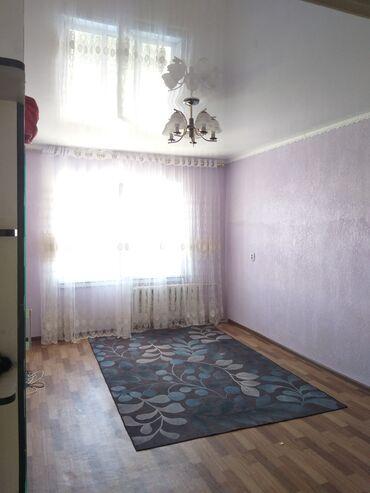 Недвижимость - Токмок: 105 серия, 2 комнаты, 54 кв. м Не сдавалась квартирантам, Раздельный санузел