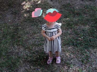 платье на лето в Кыргызстан: Платье хб на девочку 2года, легкое, невесомое, на лето. Брали дорог
