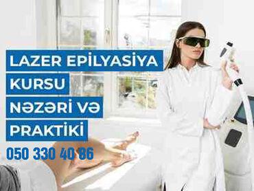 lumex lazer - Azərbaycan: Lazer kursları Lazeroloq kursu Aleksandrik Lazer epilyasiya kursu. Kur