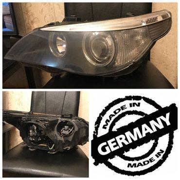 BMW E60 fara Xenon Adaptive . куплена в Германии оригинал - Bakı