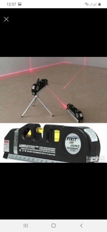 Laser- Libela metar 10€