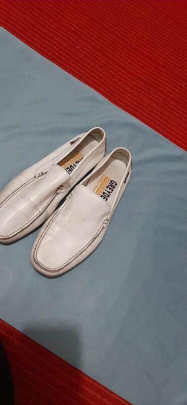 Кожаные мужские туфли, размер 42