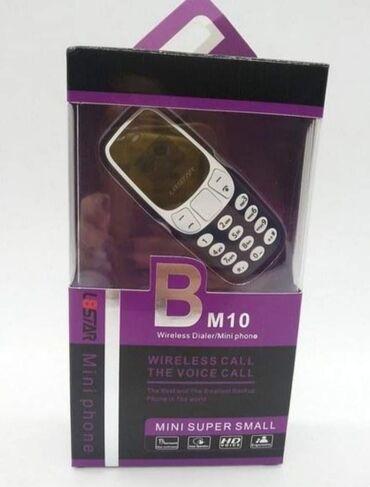 Elektronika - Vladicin Han: Mini Nokia -BM10- NOKIA - NOVOKarakteristike: *Ekran: 0,66inca *2 SIM