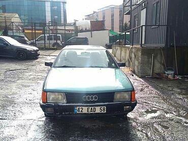 Audi 100 2 l. 1989 | 285000 km