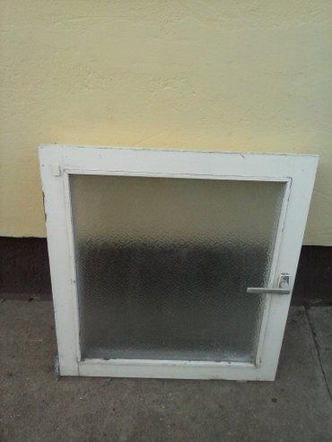 Kuća i bašta - Backa Topola: Prozorsko krilo duplo vise dimenzija ustakljeni