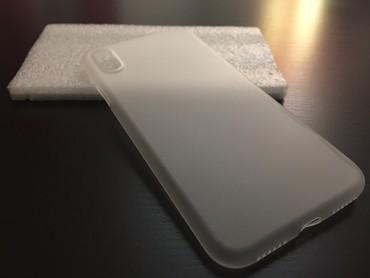 Maska iPhone X