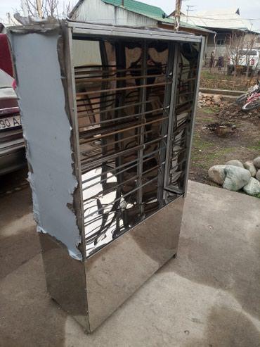Гриль аппарат печь газовый из нержавеющей стали в Бишкек - фото 3