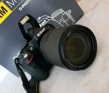 Qusar şəhərində Nikon d5100 kit 18-140mm .Nomrenin whatsappina yazin.