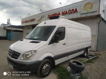 Mercedes-Benz Sprinter 2.2 л. 2011