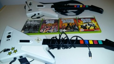 , πολλά παιχνίδια xbox 360 από 1 έως 15 ευρώ σε Rest of Attica