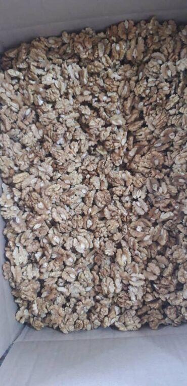 Продаю грецкий орех, очищенный, высушенный, бабочка 70%. Упакован в ко
