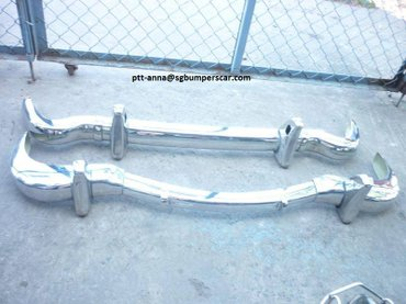 For mercedes benz 190sl bumper (1955-1963) a kit includes: 1 front in Khandbari