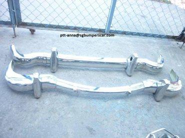 For mercedes benz 190sl bumper (1955-1963) a kit includes: 1 front in Khandbari