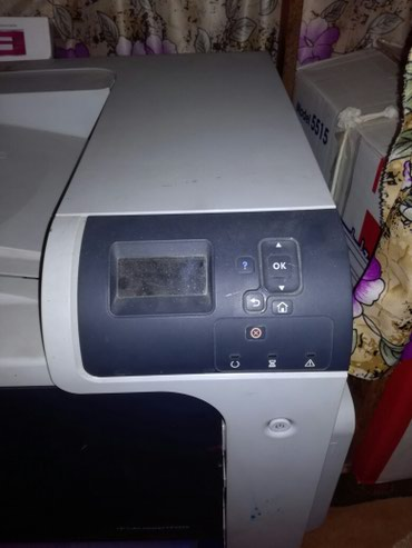 Принтер лазерный цветной в Бишкек
