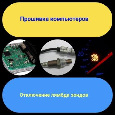 установка газ на авто ош в Кыргызстан: Программное отключение ошибок катализатора и лямбда зондов toyota-lexu