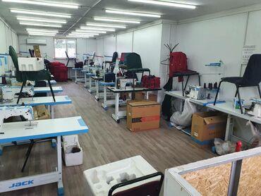 Заводы и фабрики - Кыргызстан: Срочно продается швейный цех, общий площадь-200м2, участок-4 соток
